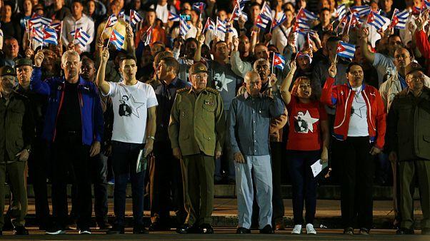 165th birth anniversary of Cuba's independence hero Jose Marti