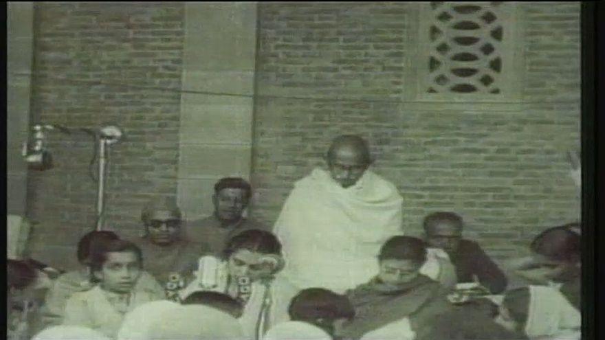 Nessuna cerimonia ufficiale nel 70°anniversario dell'assassinio di Gandhi