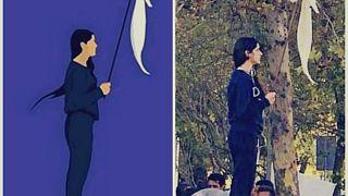 نسرین ستوده: «دختر خیابان انقلاب» آزاد شده است