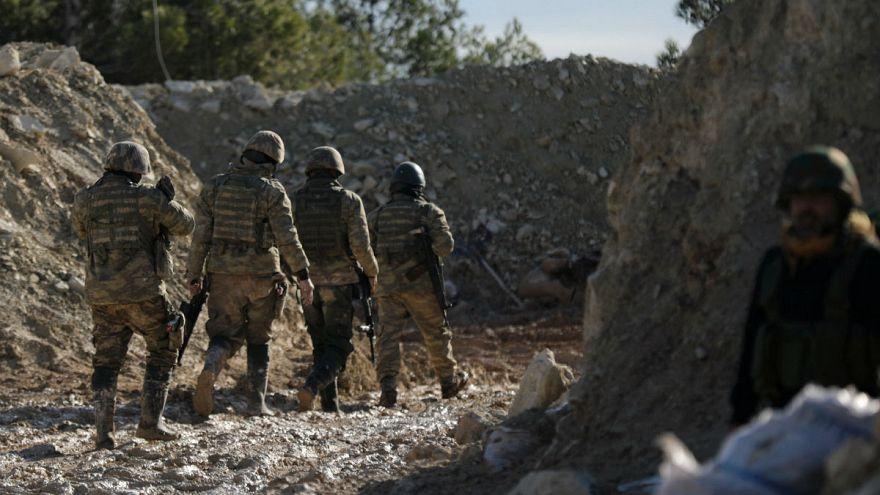 Ερντογάν: «Θα καθαρίσουμε τα σύνορά μας από τους τρομοκράτες»
