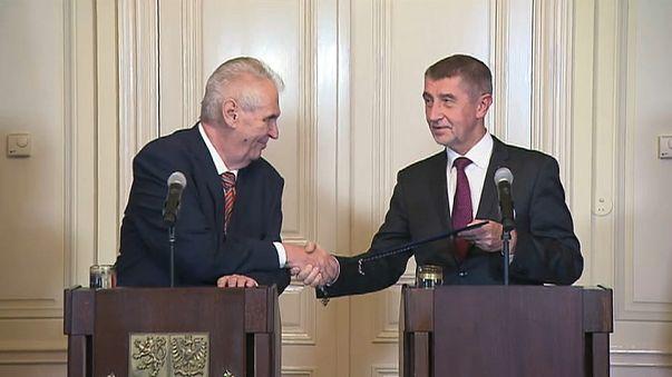 La controvertida imagen política del presidente checo Miloš Zeman
