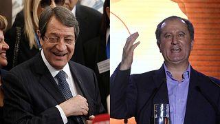 Αναστασιάδης - Μαλάς στον β' γύρο των εκλογών