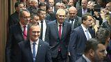 Çekya Cumhurbaşkanı Zeman görev süresini 5 yıl uzattı