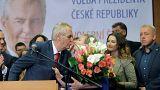 Tschechien: Zemans knappe Wiederwahl zeigt gespaltene Gesellschaft