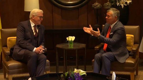 Берлин и Амман укрепляют связи