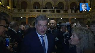 Sauli Niinistö es reelegido presidente de Finlandia