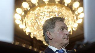 Reeleição histórica de Niinistö na presidência da Finlândia