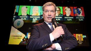 Sauli Niinistö réélu président de Finlande