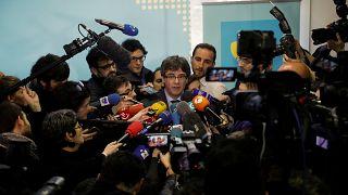 Puigdemont zieht alle rechtlichen Register