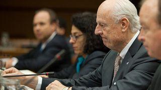 Syrie : Mistura aux négociations de paix à Sotchi