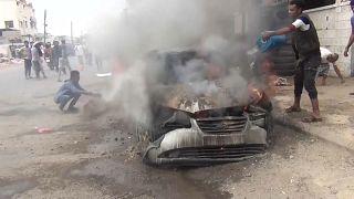 Столкновения в Адене: десятки погибших и раненых