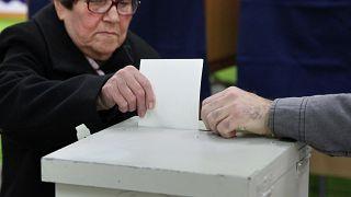 Rechts-Links-Duell: Zweite Runde bei Wahl in Zypern