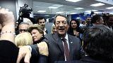 Chypre : présidentielle au coude-à-coude