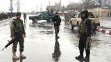 Explosões no centro de Cabul