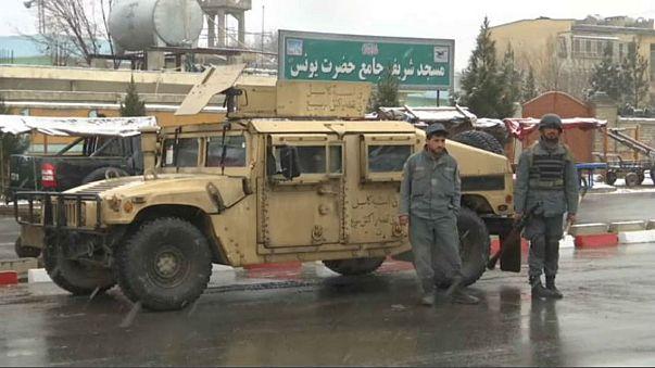 More blasts rock beleaguered Afghan capital