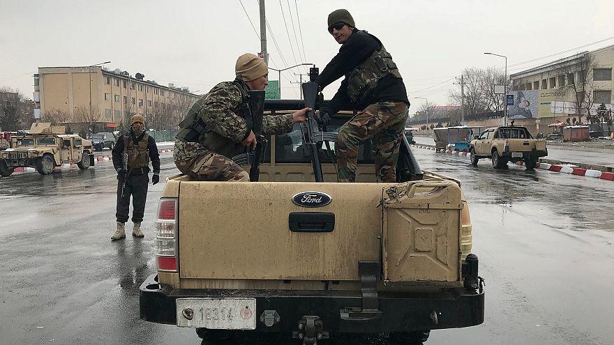 Kabul: IS-Miliz attackiert Militär - 15 Tote