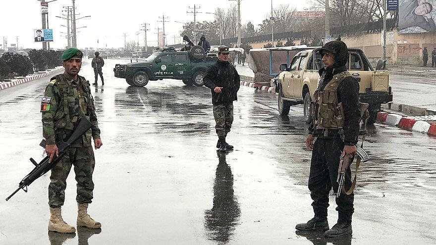 Al menos 15 muertos en un ataque contra el Ejército afgano en Kabul