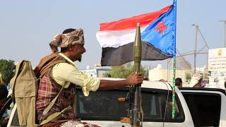 مظاهرة للانفصاليين وسط عدن