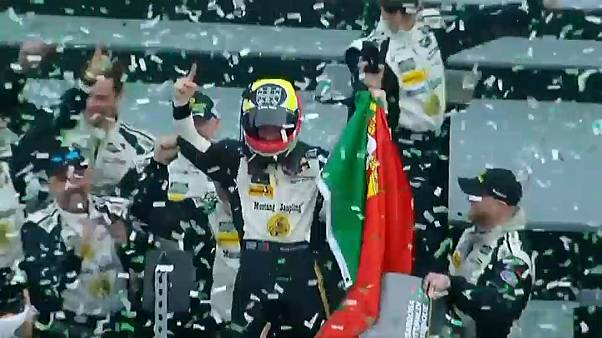 Vitória luso-brasileira em Daytona
