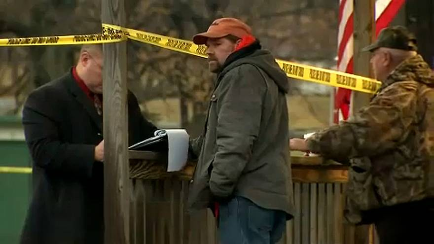 Lövöldözés Pennsylvaniában