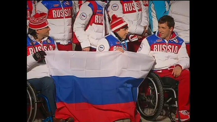 Russische Mannschaft von Winter-Paralympics in Südkorea ausgeschlossen