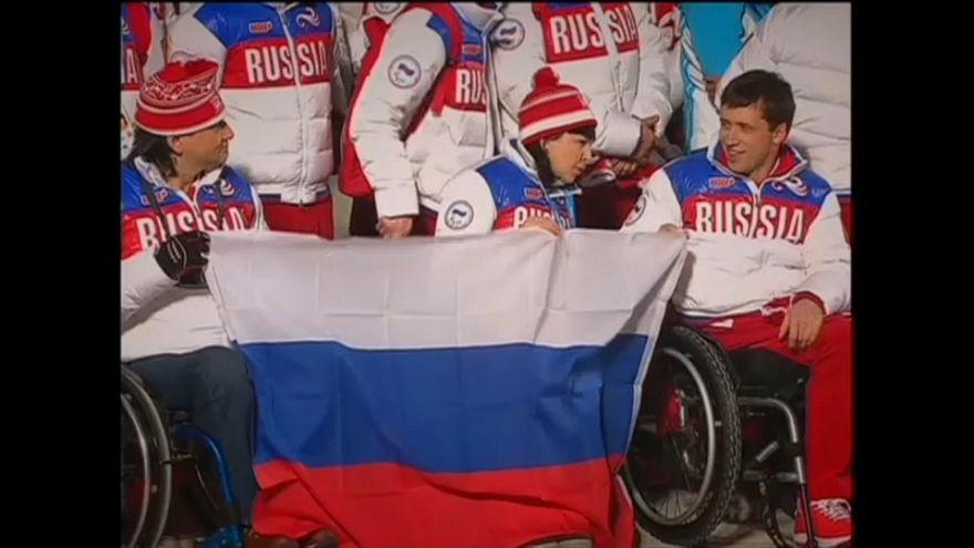 На Паралимпийские игры под нейтральным флагом
