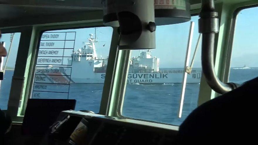 Türkei und Griechenland streiten um Insel in der Ägäis