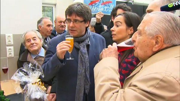 Puigdemont pide amparo a Torrent para ser investido President
