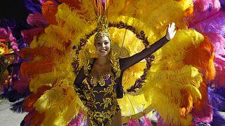 En février, c'est carnaval!