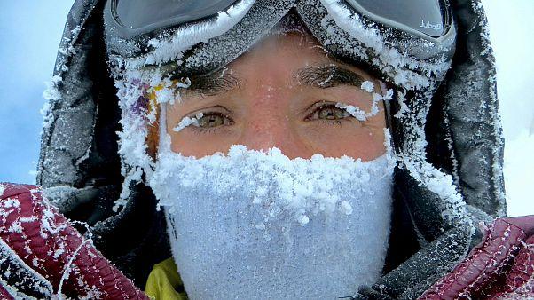 El día en el que la alpinista Elisabeth Revol volvió a nacer