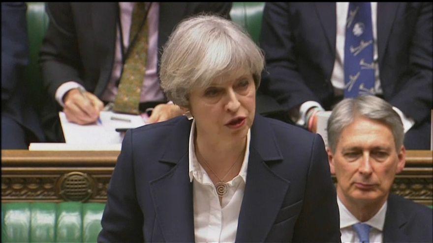 May sotto pressione sulla Brexit
