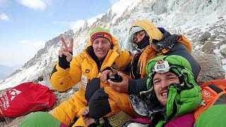 Sauvetage hors norme de l'alpiniste française Elisabeth Revol