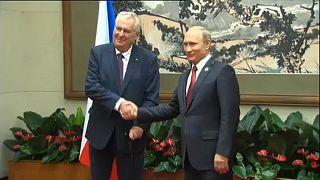 Babis Juncker ile göç konusunu görüşecek