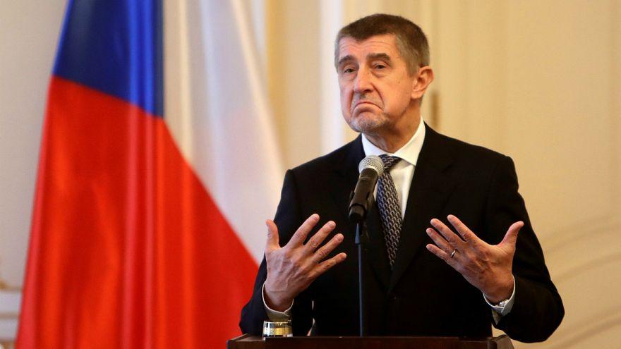 Andrej Babis ügyvivő kormányfő