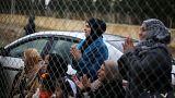 """شرطة """"حماس"""" في غزة تمنع النساء من حضور مباراة لكرة القدم"""