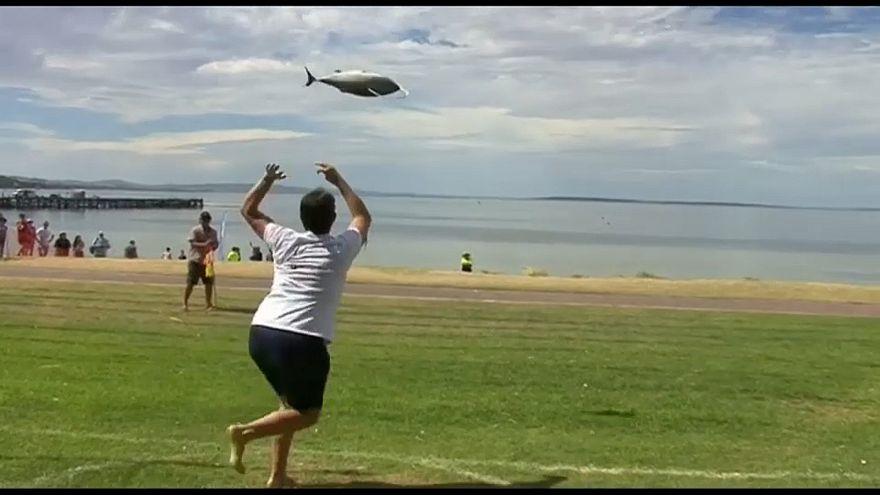 Αυστραλία: Τονοβολία όπως λέμε...σφαιροβολία!