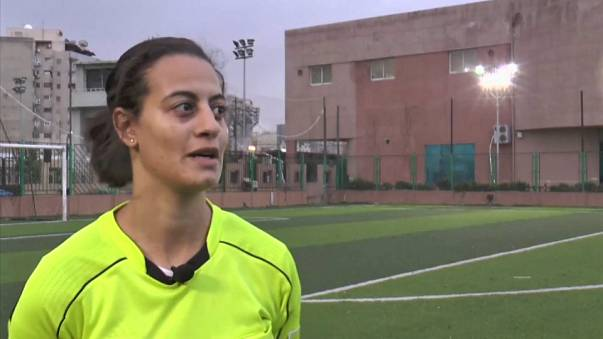 """Shahenda Collina"" : figure féminine du foot egyptien"