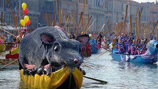 Сезон карнавалов открыт