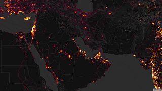 Фитнес-трэкер выявил на карте военные базы США