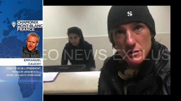 Alpinista francesa resgatada nos Himalaias deverá ser transferida para França
