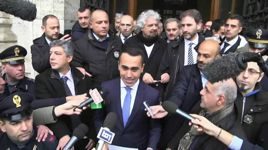 Italy's political parties prepare to engage in March election struggle