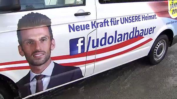 Neonáci botrány a kisebbik osztrák kormánypártnál
