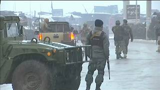 New attack in Kabul raises spectre of security collapse