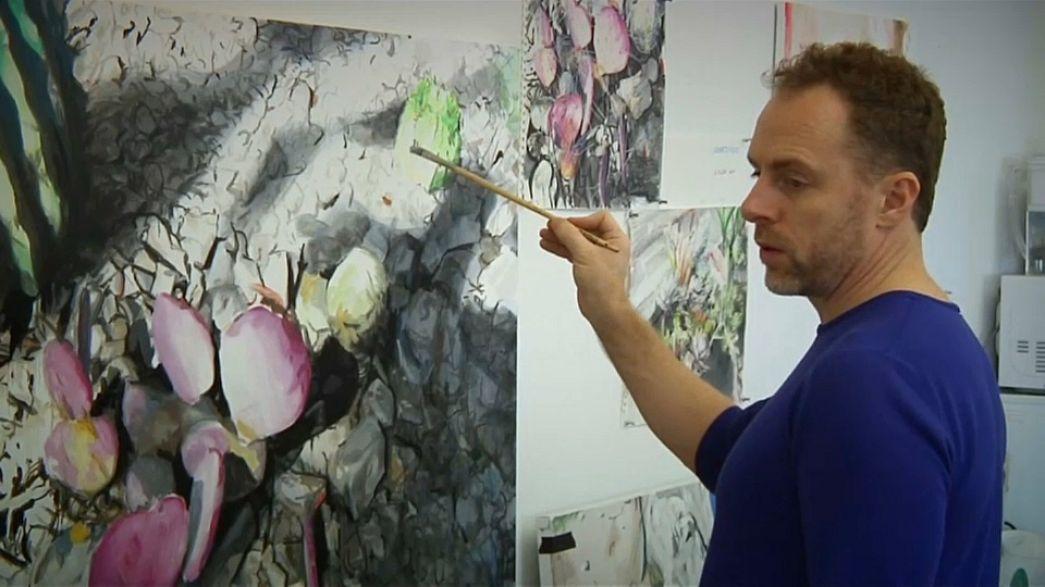 Armas nucleares inspiram artista plástico Eric LoPresti