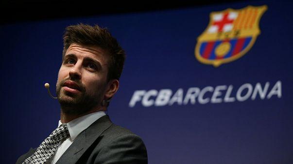 Piqué no Barcelona até aos 35 anos