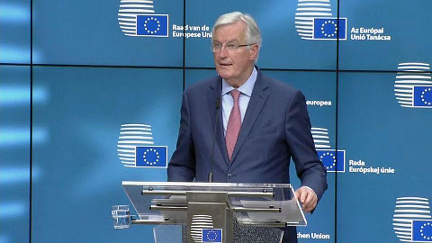 """ЕС предложил переходный период после """"брексита"""""""