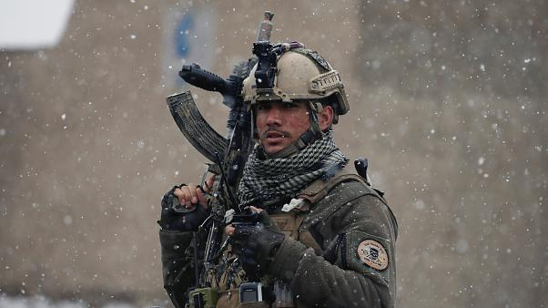 Une académie militaire prise d'assaut à Kaboul