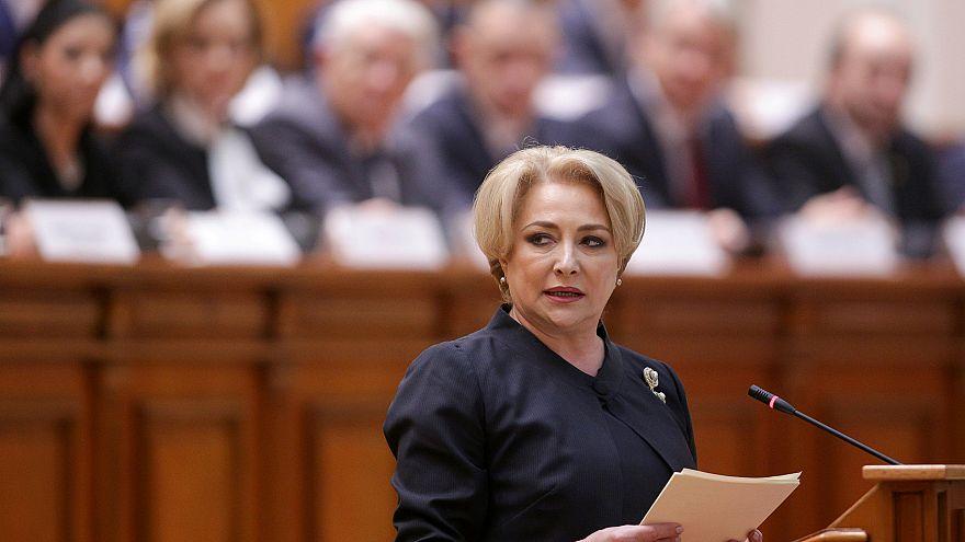 Bizalmat kapott az új román kormány