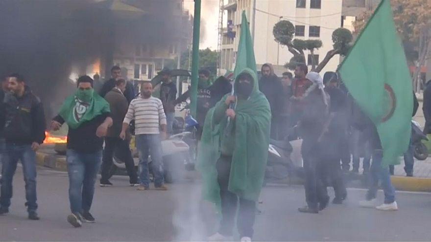 Волнения в Бейруте: министр оскорбил спикера