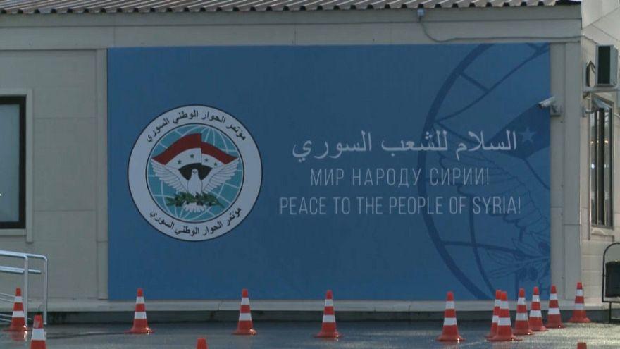 Début des négociations sur la Syrie à Sotchi